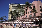 Americans;Architecture;Art;Art_Deco;Art_history;islands;Modern_architecture;Modern_art;Oceania;South_Pacific;tropical;USA;United_States_of_America;USA;Honolulu;Oahu;Hawaii;United_States;Royal_Hawaiian_Hotel
