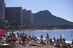 Beach;beaches;coasts;Hawaii;Hawaiian;Honolulu;islands;Oahu;Oceania;People;persons;South_Pacific;tropical;USA;United_States;United_States_of_America;USA;Waikiki;Americans