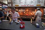 Uruguay;Uruguayan;Latin_America;man;men;male;person;people;people;persons;Montevideo;People;barbecue;Mercado_del_Puerto;Market