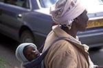 Zimbabwe;Zimbabwean;Africa;babies;baby;childhood;children;female;Harare;infants;peole;Zimbabweans;person;persons;tots;woman;women
